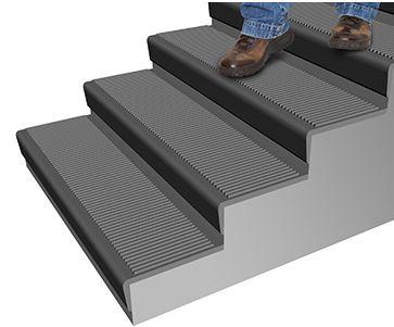 Резиновые ступени